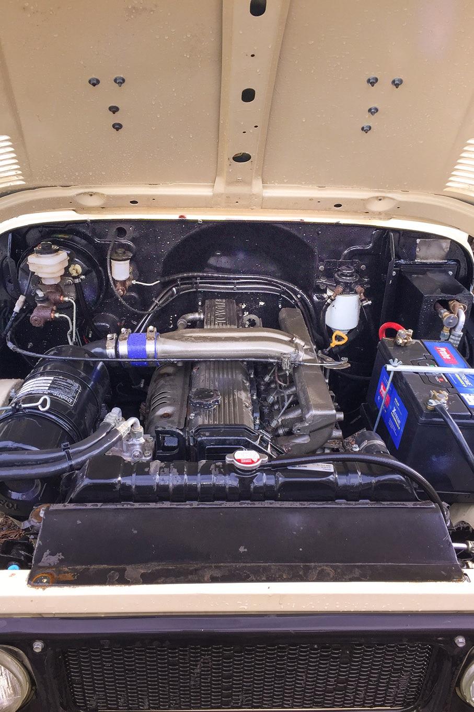D Max Engine Swap