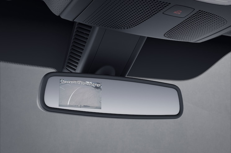 2019 Mercedes Benz Sprinter Interior Rearview Mirror Camera