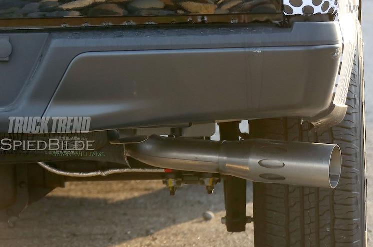 2017 Ford F 150 Diesel Exhaust Venturi Tip