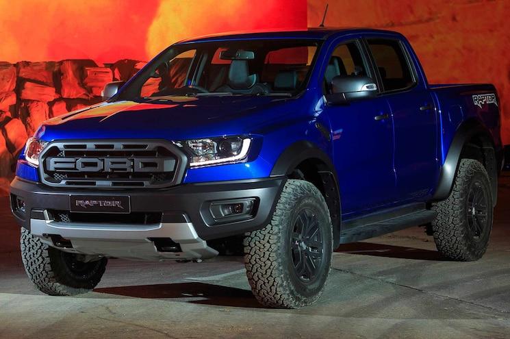 2019 Ford Ranger Raptor Global Debut 06