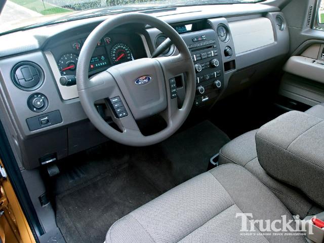 2009 Ford F150 STX - 4.6L V8 Engine - Truckin' MagazineTruck Trend