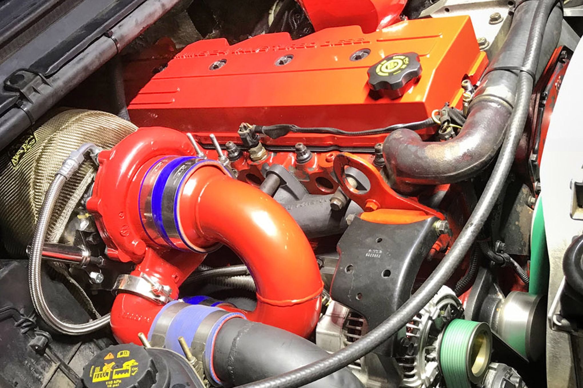 compound turbos bring new life to a 5 9l cummins engine  nissan frontier engine diagram turbocharge #8
