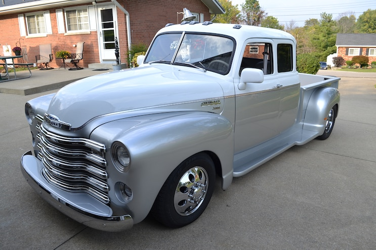 This 1947 Chevy Pickup is in a league of its own