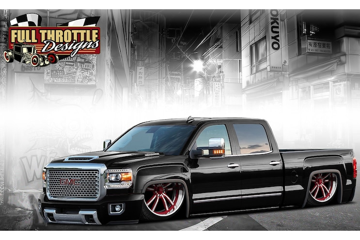 Radical Renderings Mark Hutto GMC