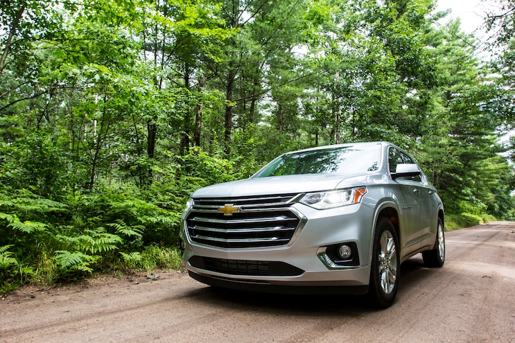 First Drive: 2018 Chevrolet Traverse High Country and RS