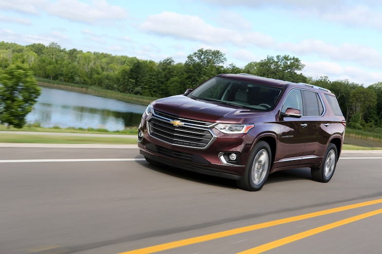 The Driver's Seat: Mystery of SUV Classifications