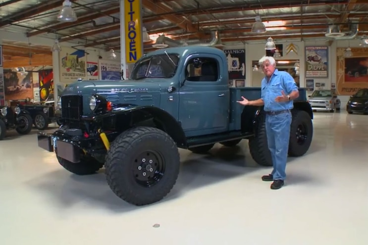 Jay Leno Dodge Power Wagon 6x6