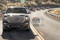 The 2016 Gmc Sierra 1500 Denali Our Pickup Truck Of Year