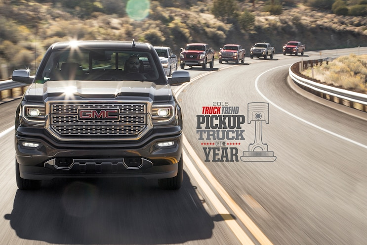 The 2016 GMC Sierra 1500 Denali: Our 2016 Pickup Truck of the Year