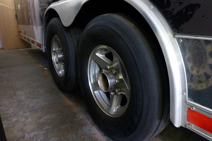 002 Upgrading Fourwheeler Network Trailer Wheels