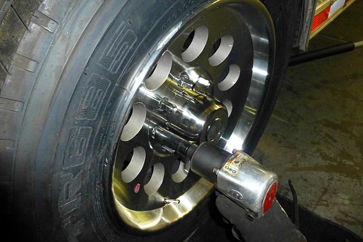 Upgrading Fourwheeler Network Trailer Wheels Wheel Impact