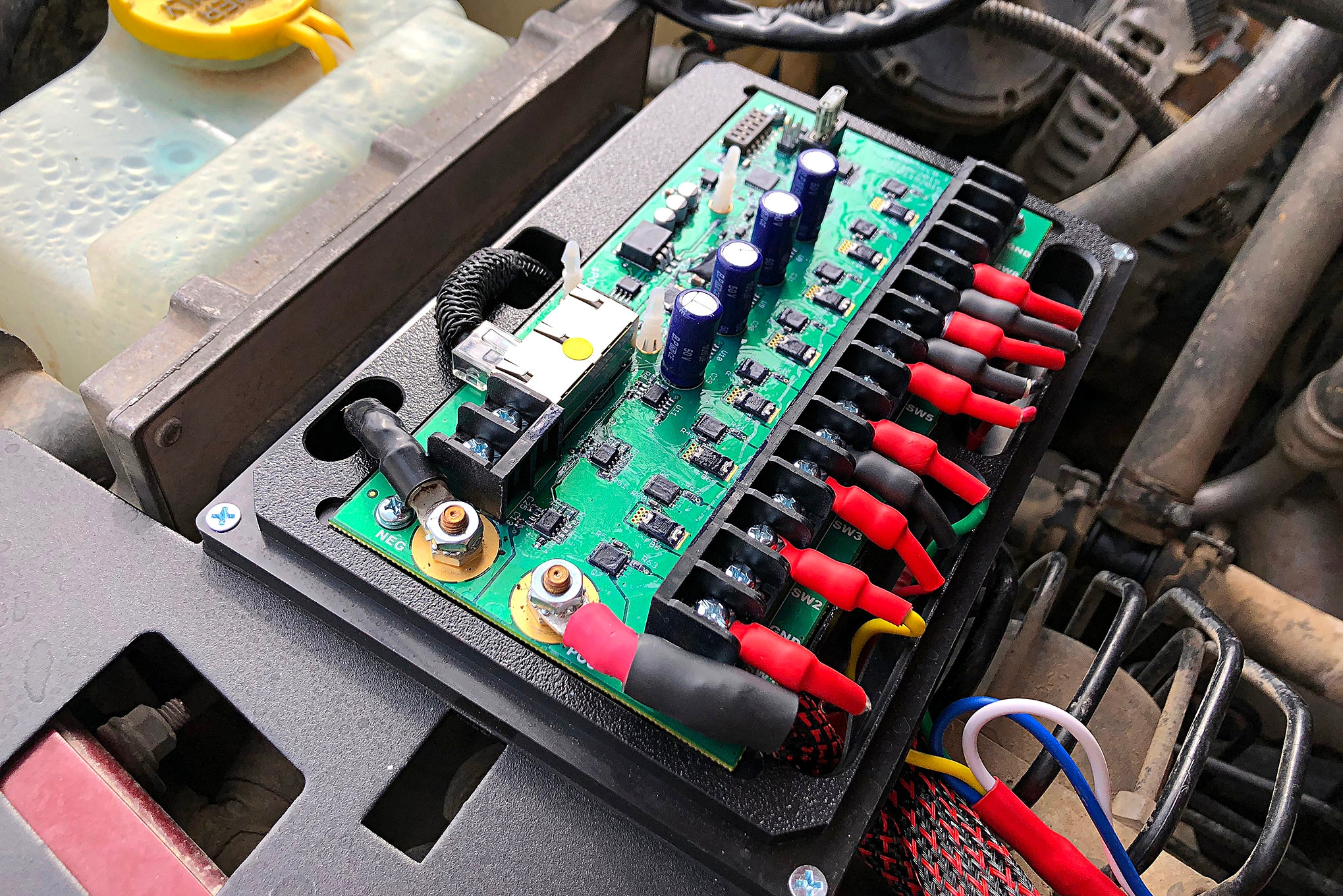 Control Or Accessory Switch Wiring And How To Replace The Interior And