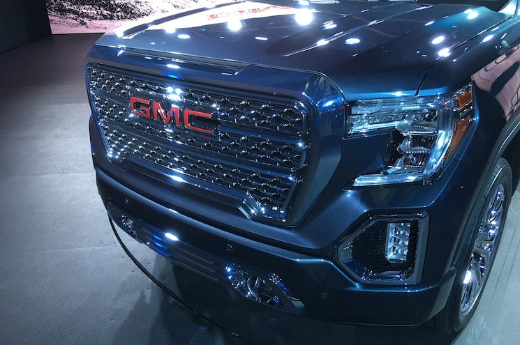 2019 Gmc Sierra 1500 Exterior Live Front Grille 01