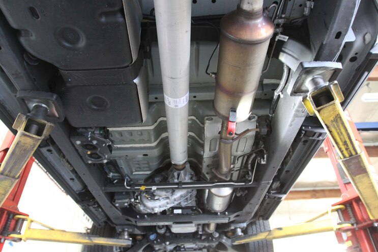 004 Kleinn Air Horns HK9 Slimeline