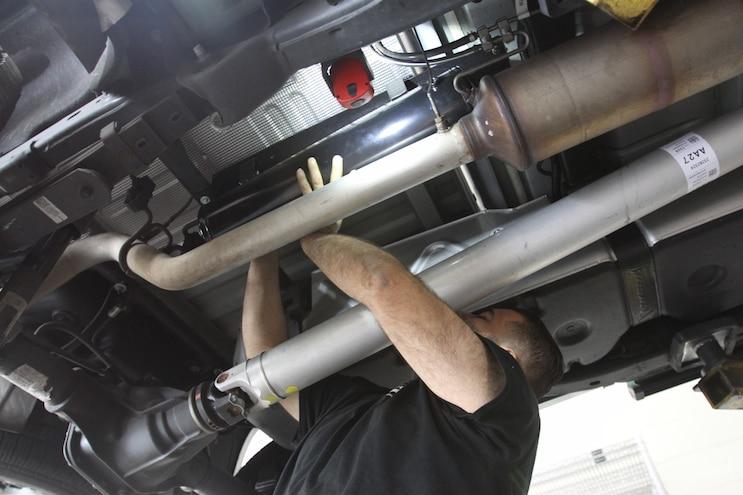 Kleinn Air Horns HK9 Slimeline Tank Mounting Sal