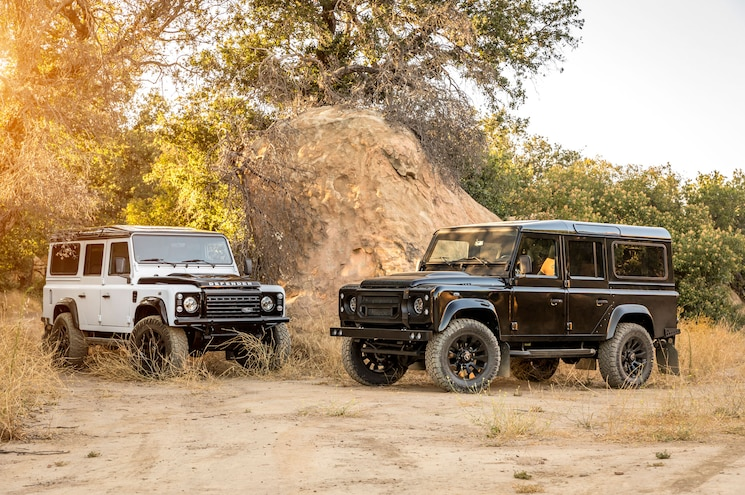 2018 Fusion Land Rover Defender 9338