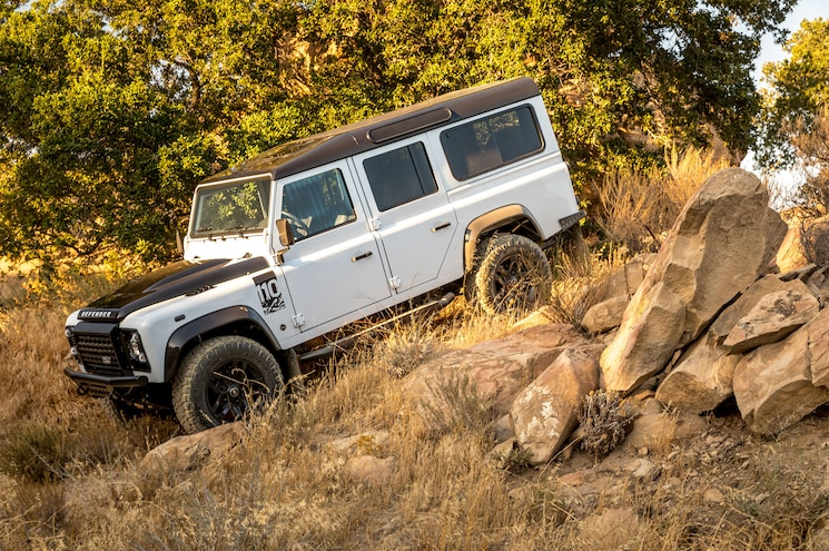 New Land Rover Defenders From Fusion Motor Company