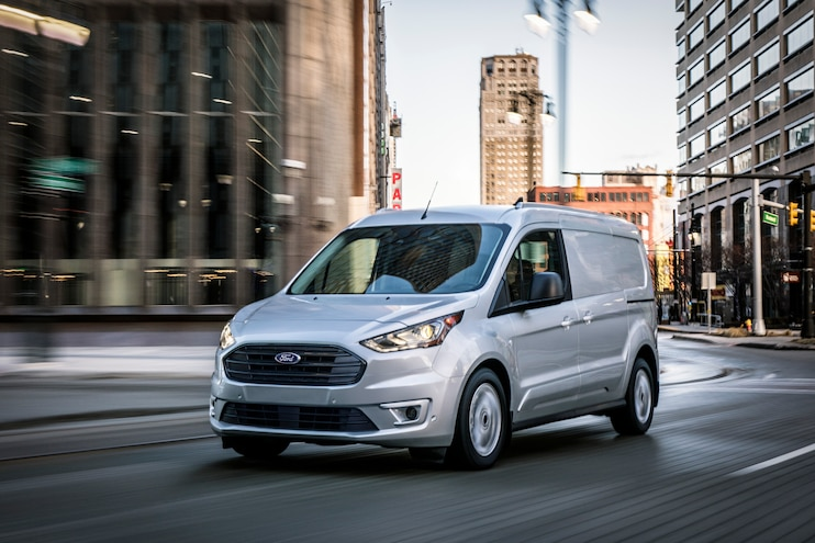 First Look – 2019 Ford Transit Connect Cargo Van