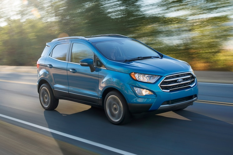 Ford Commits to Affordable, Efficient Vehicles While Slashing Passenger Car Lineup