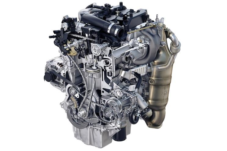 2019 Jeep Cherokee First Drive Engine