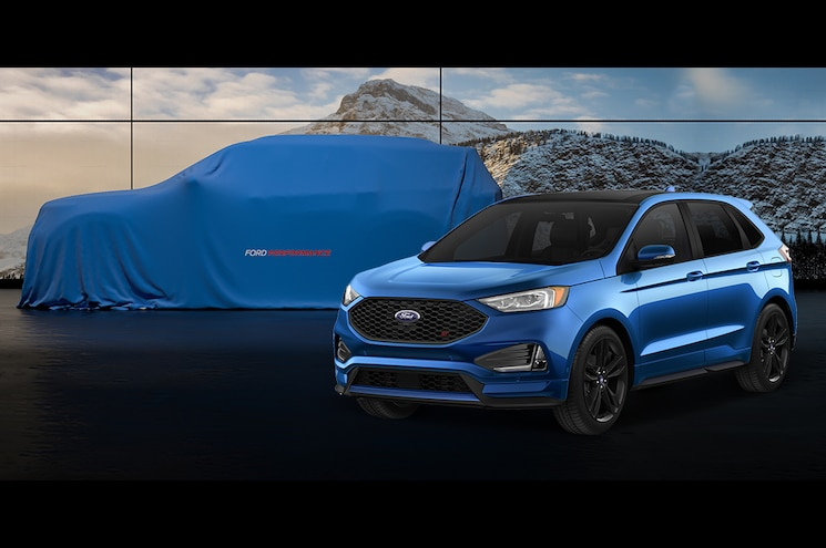 2020 Ford Performance Utility Teaser
