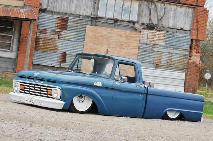 A House Divided 1963 Ford F100 Front