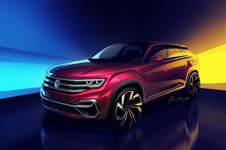 Volkswagen Announces Five-Seater Version of 2019 Atlas SUV