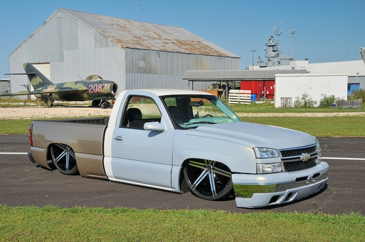 Busted Knuckles: 2007 Chevy Silverado-The Saint