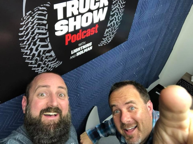 The Truck Show Podcast 1