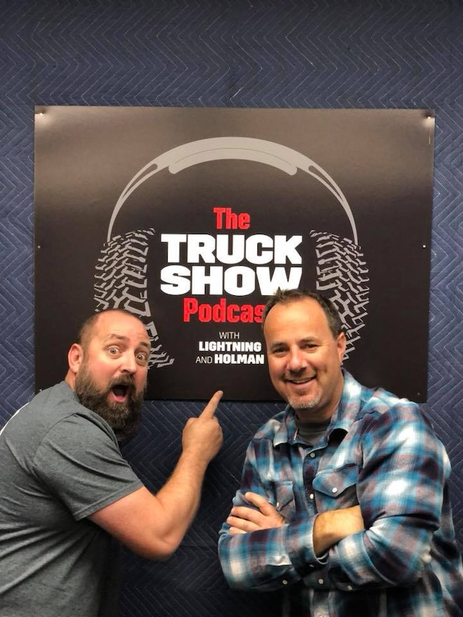 The Truck Show Podcast 3