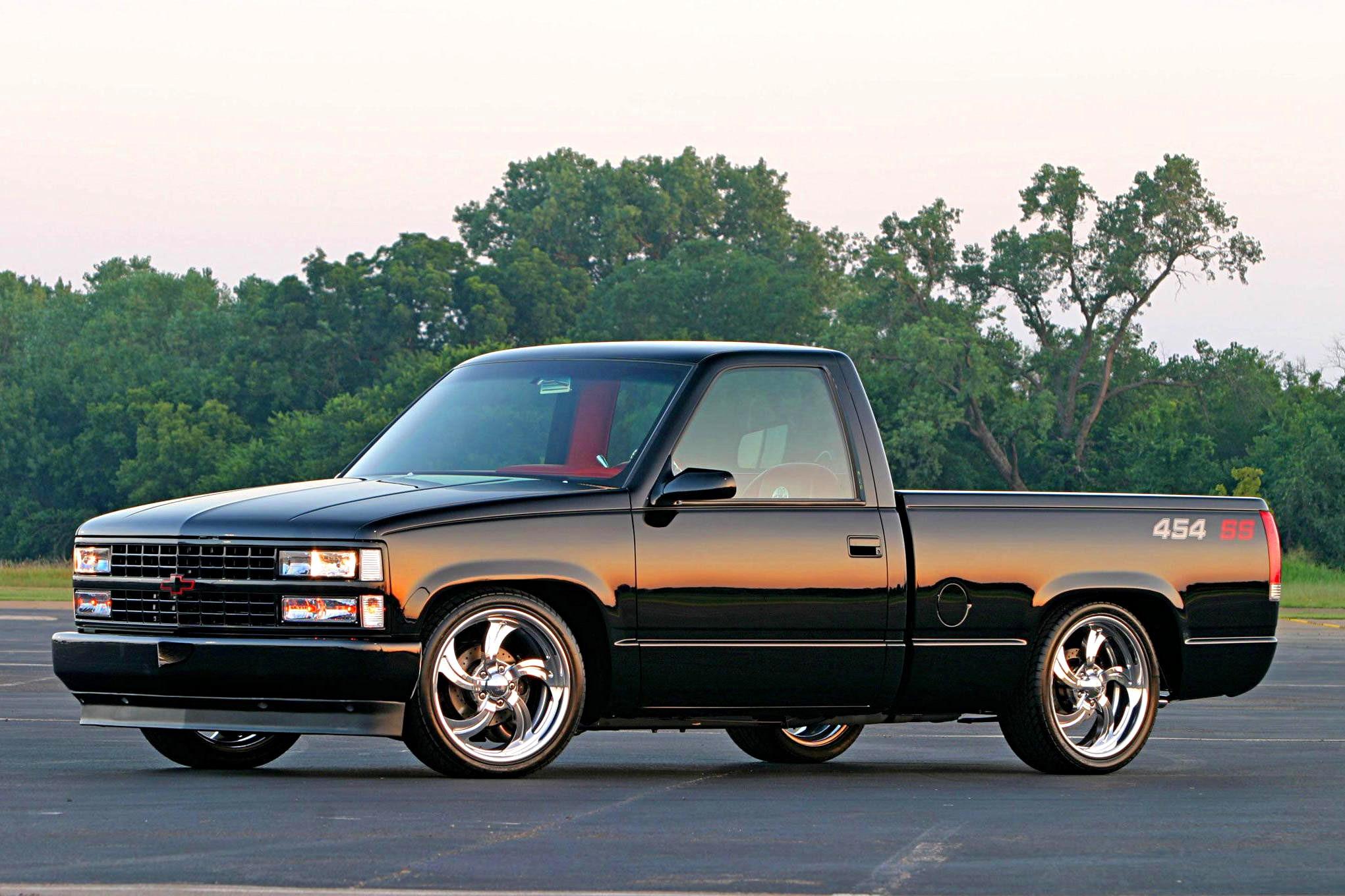 100 Years Of Chevy Trucks