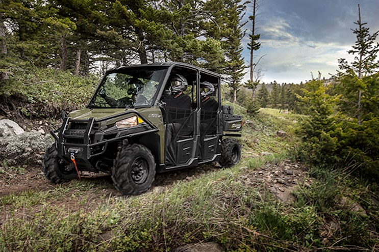 2015 Polaris Ranger Diesel Side-By-Side