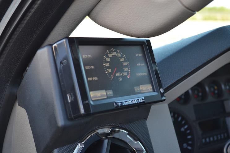 010 2008 Ford F350 Dashdaq