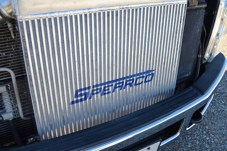 006 2008 Ford F350 Spearco Intercooler
