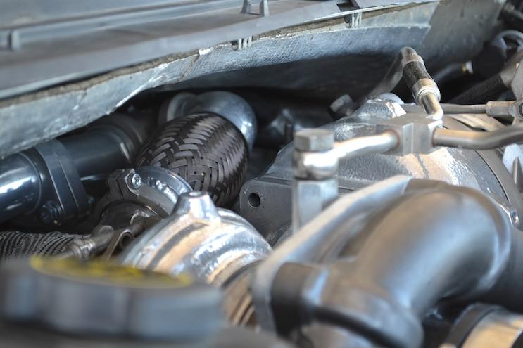 004 2008 Ford F350 Wastegate