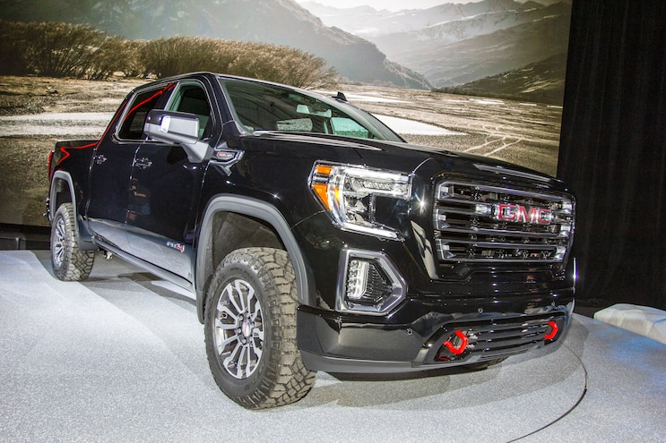 First Look: 2019 GMC Sierra 1500 AT4