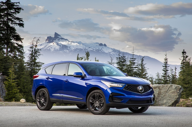 2019 Acura RDX: Pricing Starts at $37,300, Matches Old One's AcuraWatch-Equipped Price