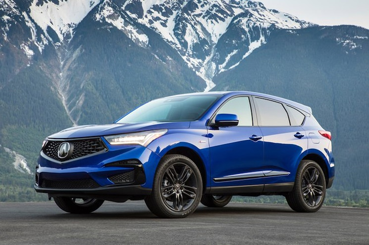 First Drive – 2019 Acura RDX