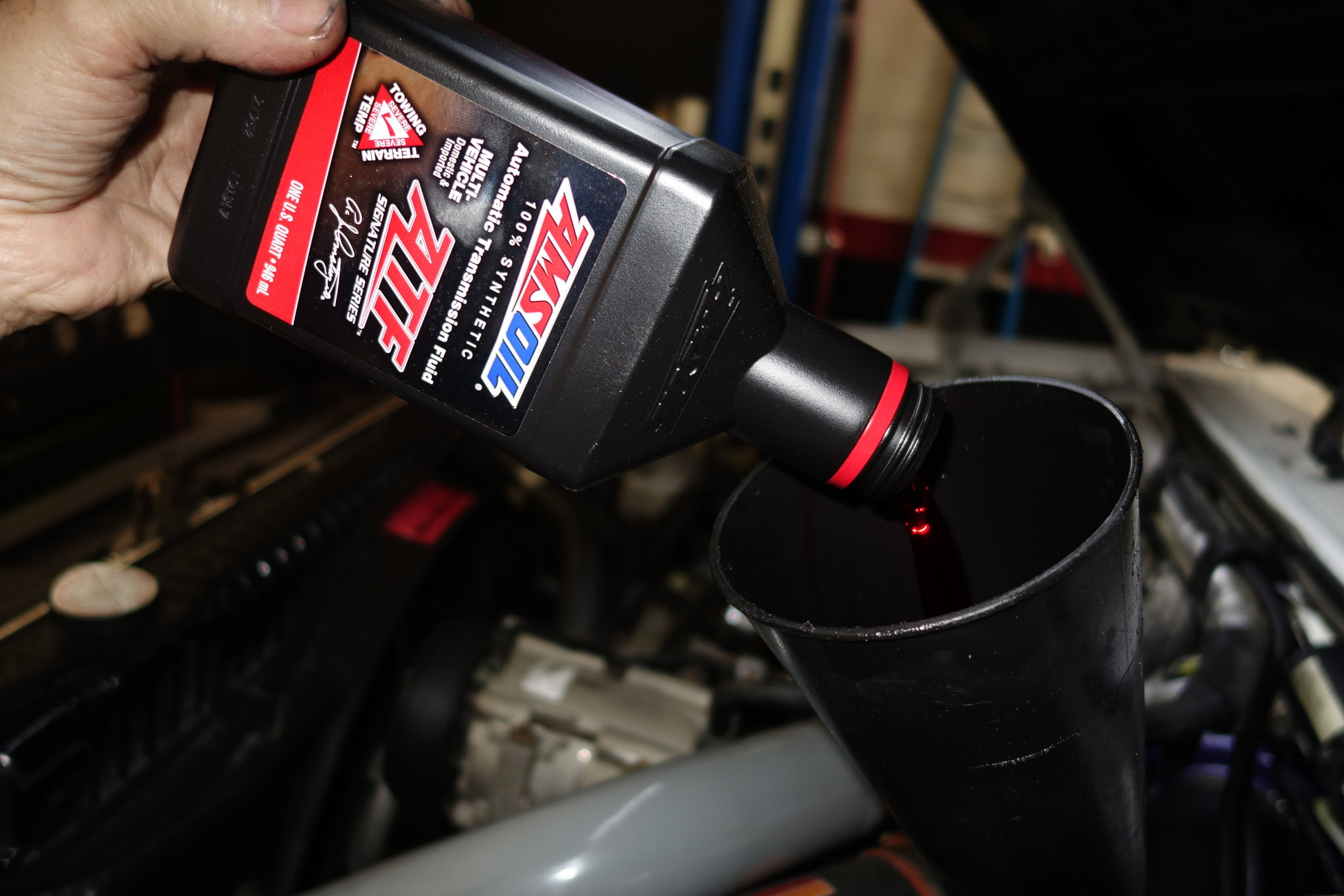 Installing the Last Automatic Transmission Your Hardworking Rig Will