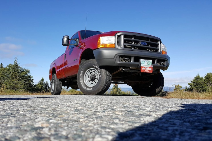 Readers Diesels Big Red
