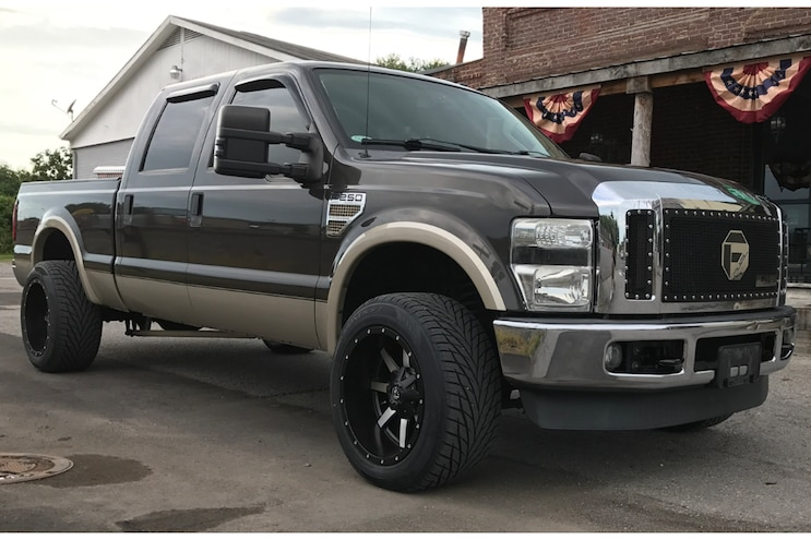 Readers Diesels 2008 Ford F250 Sinister