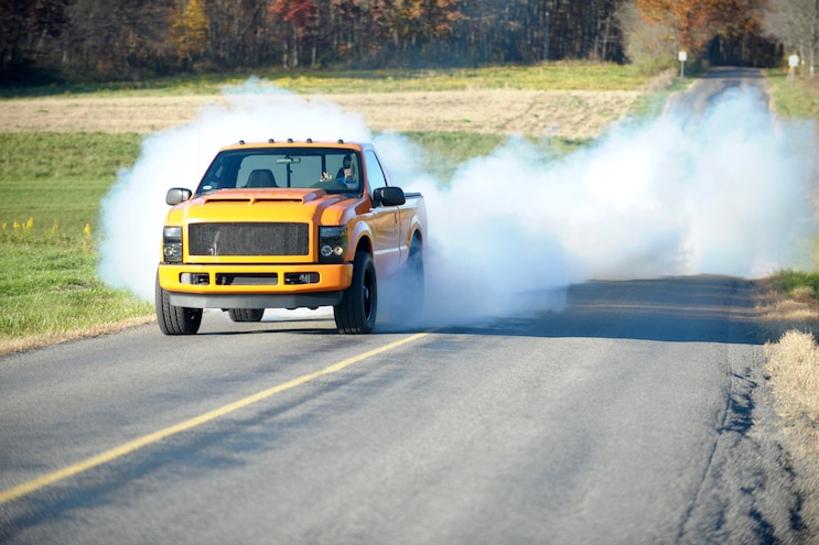 Readers Diesels 2009 Ford F250
