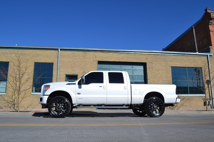 2016 F250 King Ranch >> 2016 Ford F 350 King Ranch