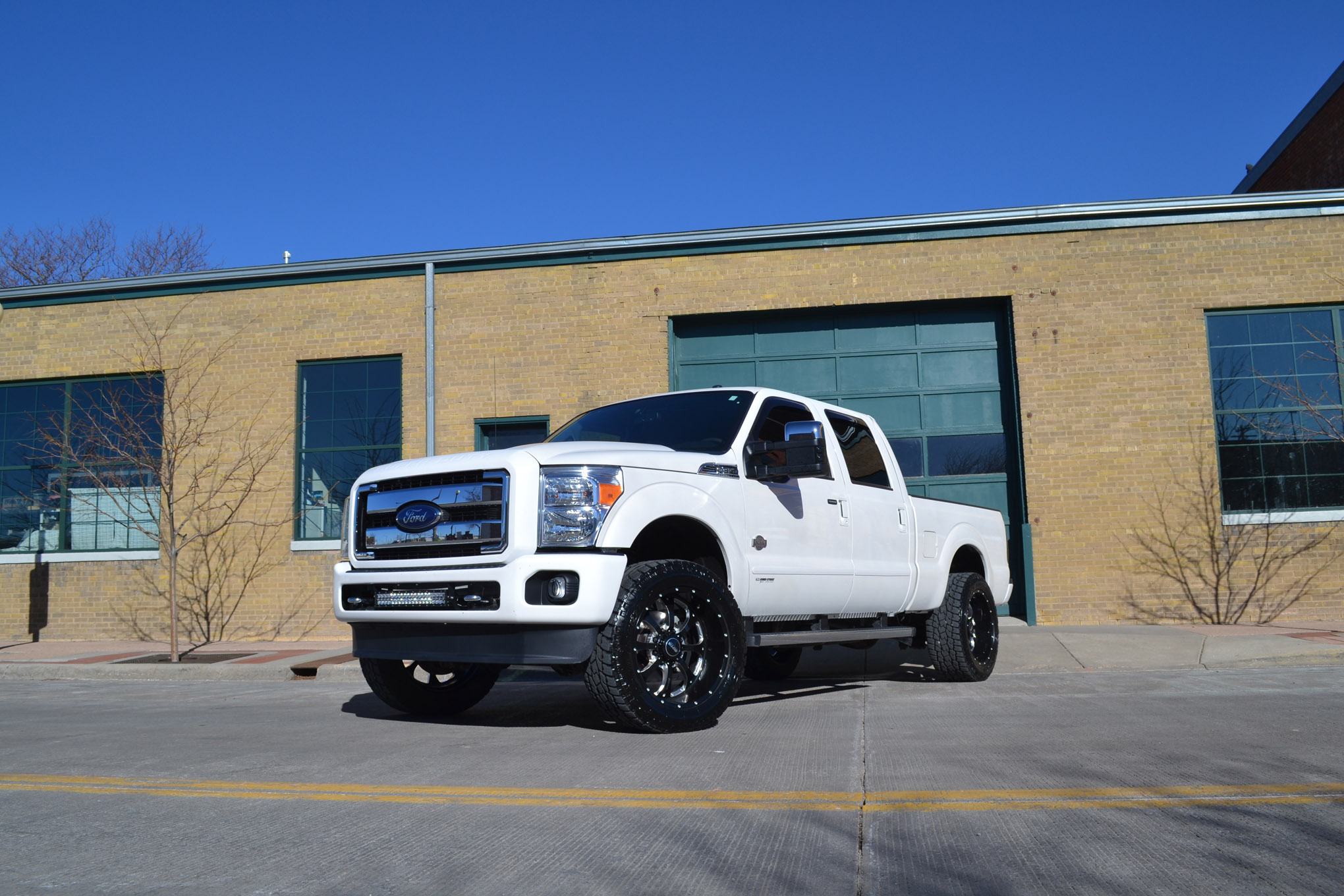 020 2016 Ford F350 King Ranch Front Low View Photo Gallery 20 Photos