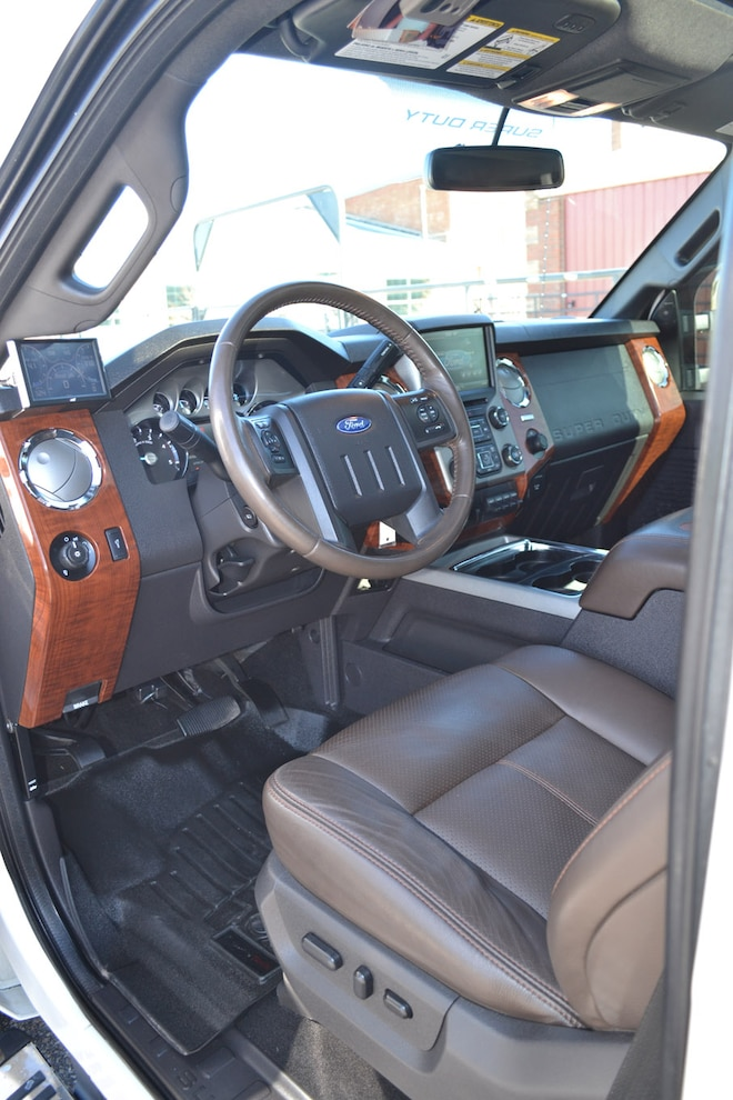 2016 Ford F 350 King Ranch