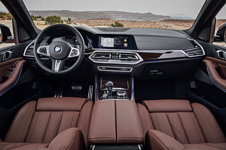 2019 Bmw X5 Interior Dashboard
