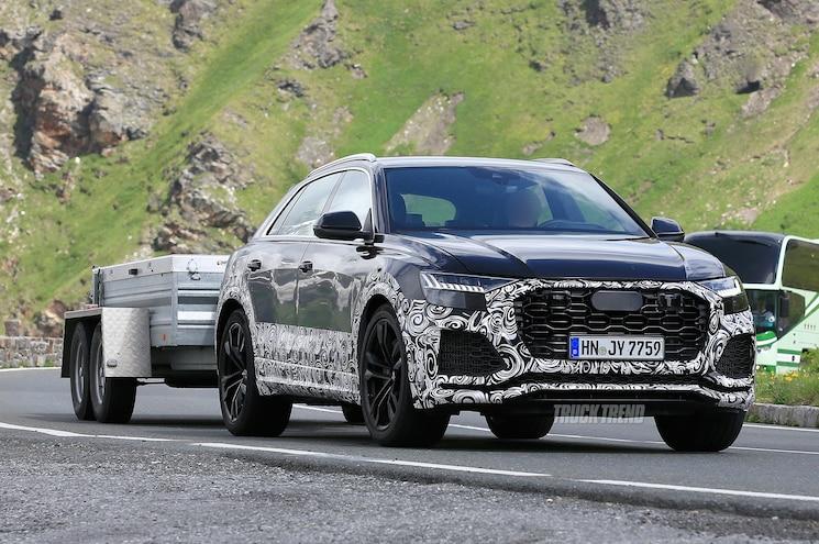 2020 Audi Q8: News, SQ8, RS Q8, Price >> Spied 2020 Audi Rs Q8 Testing In Europe