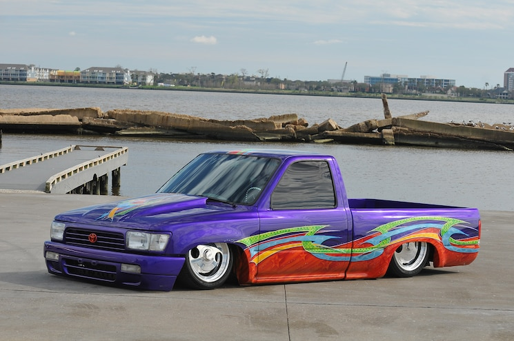 1994 Toyota T-100- Knockout