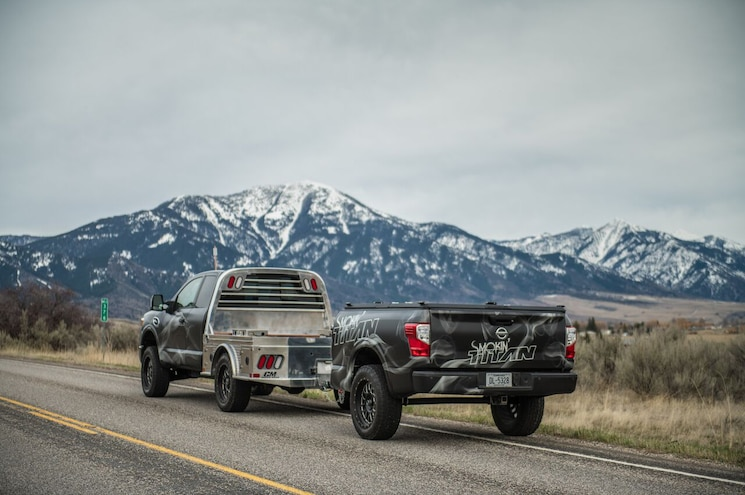 Team Truck Trend is Hitting the Road With Nissan for the Great Titan Meat Up