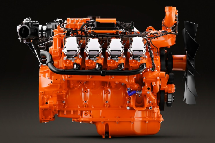 Scania DC16